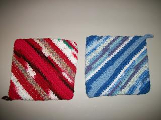Crochet a Potholder