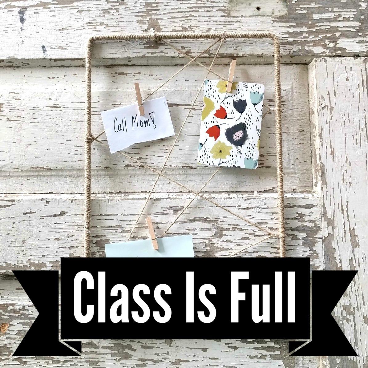 Message Board/Craft