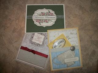 Stamping Cards