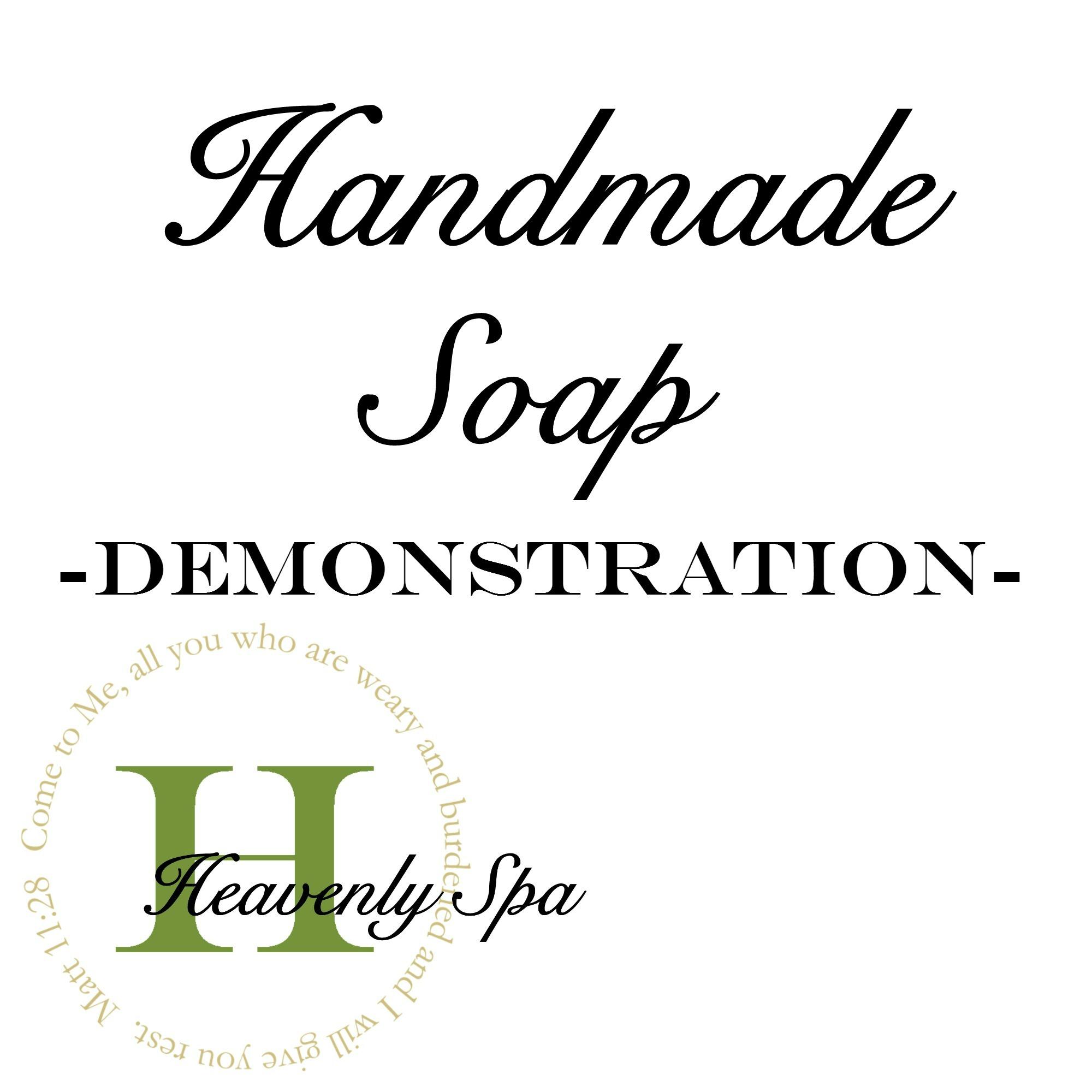 Handmade Soap -Demo-