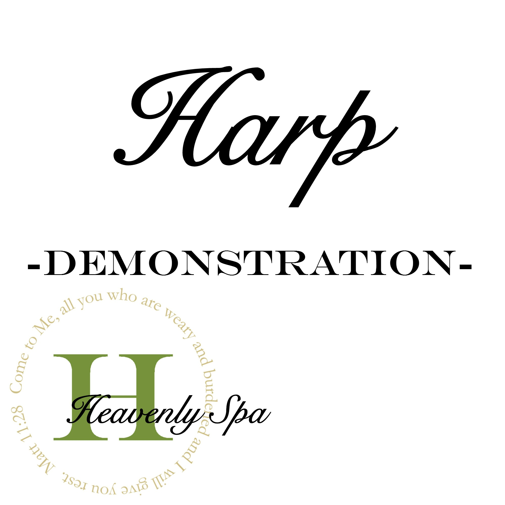 Harp -Demo-