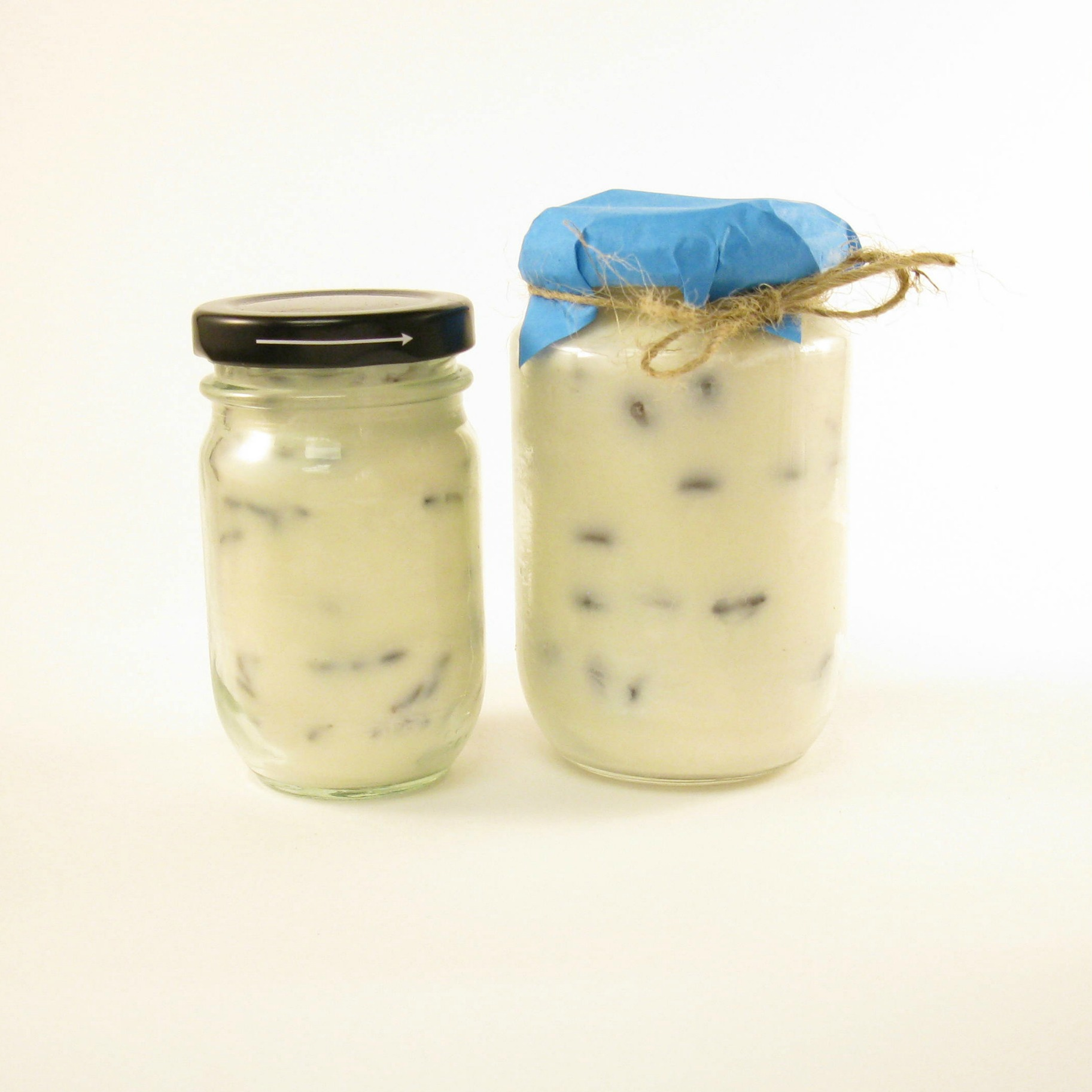 Natural Soy Candle -Craft-