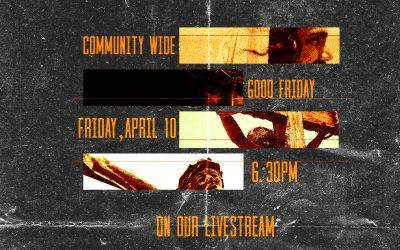 Good Friday | April 10, 2020